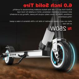 Waterproof Folding Adult Kick Electric Scooter Ultralight Ma
