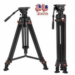 VBESTLIFE XTK-8018 DV Video Camera Tripod 1.8m 360 Degree Pa