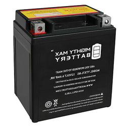 Mighty Max YTX7L-BS 12V 6AH Sealed AGM Battery for Motorcycl